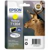 Epson T13044010 Tintapatron Stylus 525WD, SX620FW, BX320FW nyomtatókhoz, EPSON sárga, 10,1ml
