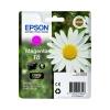 Epson T18034010 Tintapatron XP 30, 102, 202, 205 nyomtatókhoz, EPSON vörös, 3,3ml