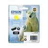 Epson T26344010 Tintapatron XP 600, 700, 800 nyomtatókhoz, EPSON sárga, 9,7ml