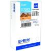 Epson T70124010 Tintapatron Workforce Pro 4000, 4500 sorozat nyomtatókhoz,  kék, 34,2 ml