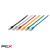 Equip 625435 7,5m kék cat6 utp patch kábel