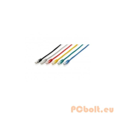 Equip 625464 UTP patch kábel, CAT6, 5m sárga kábel és adapter