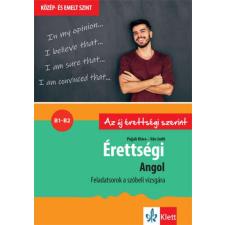 Érettségi - Angol - Feladatsorok a közép- és emelt szintű szóbeli vizsgára tankönyv