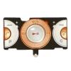 Ericsson W205 felső billentyűzet fehér-narancs