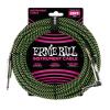 Ernie Ball 6066 Braided cable series