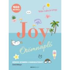 Esmée Rotmans JOY Örömnapló életmód, egészség