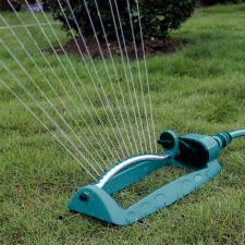 Esőztető kerti locsoló öntözéstechnikai alkatrész