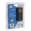 Esperanza 4-portos USB2.0 HUB fekete EA112