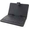 """Esperanza 7"""" Univerzális tablet tok + billentyűzet (angol) (EK123)"""