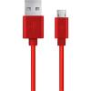 Esperanza CABLE MICRO USB 2.0 A-B M/M 1.2M RED