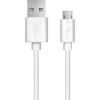 Esperanza CABLE MICRO USB 2.0 A-B M/M 1.2M WHITE