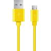 Esperanza CABLE MICRO USB 2.0 A-B M/M 1.2M YELLOW