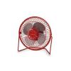 """Esperanza YUGO 6"""" asztali USB ventilátor piros (EA149R)"""