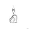 Esprit Anhänger medáls ezüst szerelem Bow ESCH90873A000
