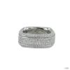 Esprit Collection Női gyűrű ezüst Algea ELRG92385A1 60 (19.1 mm Ă?)