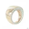 Esprit Collection Női gyűrű ezüst RosĂŠ cirkónia Ennea Gr.18 ELRG92441B180