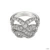 Esprit Női gyűrű ezüst cirkónia FLEURYRW ESRG91548A1 58 (18.4 mm Ă?)