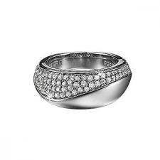 Esprit Női gyűrű ezüst cirkónia Serenity glam ESRG91425A180-1 gyűrű