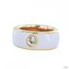 Esprit Női gyűrű nemesacél RosĂŠ Fancy lila ESRG12194N1 57 (18.1 mm Ă?)
