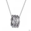 Esprit Női Lánc Collier ezüst cirkónia Bamboo ESNL91518A42