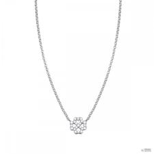 Esprit Női Lánc nyaklánc ezüst cirkónia Pico Luck ESNL93371A420 nyaklánc