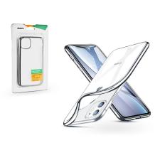 ESR Apple iPhone 11 szilikon hátlap - ESR Essential Crown Slim Clear Phone Case - ezüst tok és táska