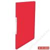 ESSELTE Bemutatómappa, 20 zsebes, A4, ESSELTE Vivida, piros (E623991)