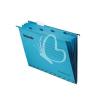 """ESSELTE Függőmappa, újrahasznosított karton, A4, elválasztólapokkal, ESSELTE """"Classic"""", kék"""