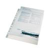 ESSELTE Genotherm, lefűzhető, A4, 105 mikron, víztiszta f