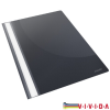 ESSELTE Gyorsfűző -15388- PVC FEKETE ESSELTE STANDARD VIVIDA <25db/csom>