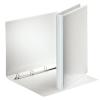 ESSELTE Gyűrűs könyv, panorámás, 4 gyűrű, 25 mm, A4, PP/PP, , fehér