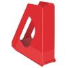 "ESSELTE Iratpapucs, műanyag, 68 mm,  ""Europost"", Vivida piros"