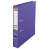 ESSELTE Iratrendező, 50 mm, A4, PP/PP, élvédő sínnel, ESSELTE Standard, lila (E811540)