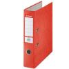 """ESSELTE Iratrendező, 75 mm, A4, karton, ESSELTE """"Rainbow"""", piros (E17926)"""