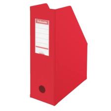 ESSELTE Irattartó papucs ESSELTE összehajtható 100 mm piros lefűző