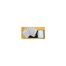 ESSELTE Maxi műanyag regiszter 1-12 lefűző