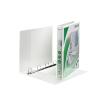 ESSELTE Panorámás gyűrűskönyv -42840001- 4gy.A4 Maxi 44mm FEHÉR ESSELTE