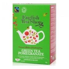 ETS 16 Bio Japán Zöld tea 16 filter tea