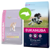 Eukanuba 15kg Eukanuba Puppy Medium Breed csirke száraz kutyatáp