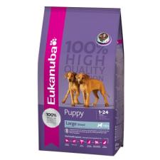 Eukanuba Puppy Large Breed 15 kg kutyaeledel