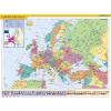 Európa országai / Európa gyerektérkép könyöklő