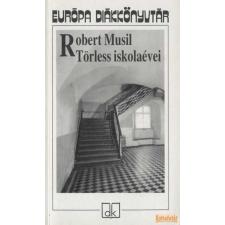 Európa Törless iskolaévei antikvárium - használt könyv