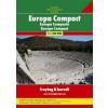 Európa útvonaltervező atlasza - f&b ECAA RO