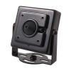 EuroVideo EVC-DG-PP365A pin hole optikás mini kamera, Sony Super HAD II CCD, 3,7 mm-es optikával, 12 VDC, 0,25 A