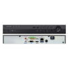 EuroVideo EVD-IP08/400A1FHA 8 csatornás NVR, 400 fps/1080p, 1 audio BE, 1x4 TB SATA HDD, 4/1 alarm I/O, 12 VDC