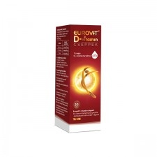 Eurovit D-vitamin cseppek 20 ml vitamin