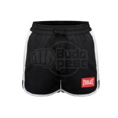 Everlast Box nadrág, Everlast, Laly Short, női, fekete-fehér, S méret