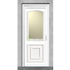 EVERTON 2 Műanyag bejárati ajtó 100x210 cm