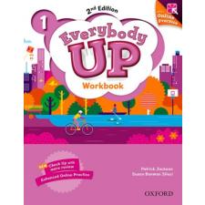 Everybody Up: Level 1: Workbook with Online Practice – Patrick Jackson,Susan Banman Sileci,Kathleen Kampa,Charles Vilina idegen nyelvű könyv