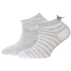 EWERS lány zokni szett két pár 23 - 26 szürke